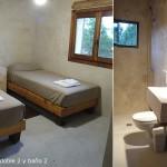F5 Habitacion doble 2 y baño 2